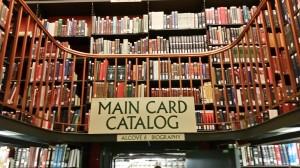 LOC Card Catalog