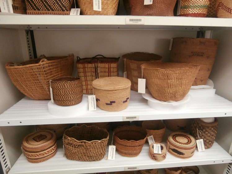 Department of Anthropology Baskets
