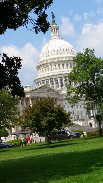 United States Capitol Building 2014
