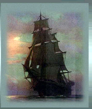 Whaling Ship 19th century