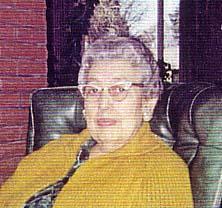Gertrude Hudson Mercier