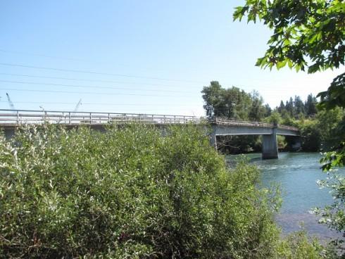 Knickerbocker Bridge Eugene