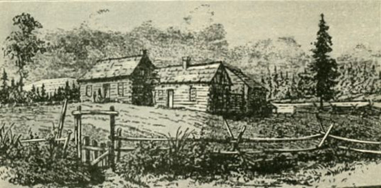 1840s Methodist Mission, O.T.