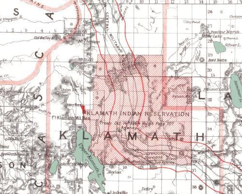 Klamath Reservation