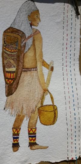 Kalapuya Women, Joan English