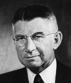 Douglas McKay Secretary of the Interior during Termination, Former Governor Of Oregon.