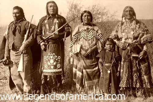 Bannock Indians-500