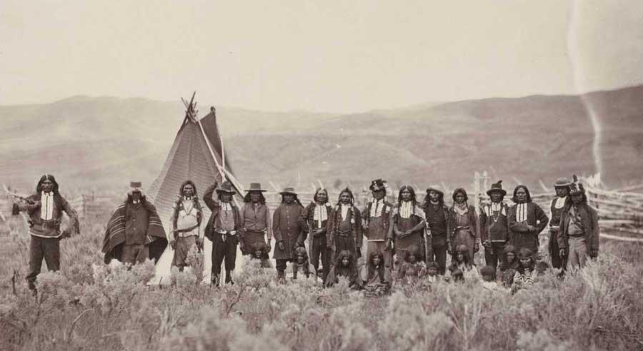 Shoshone People