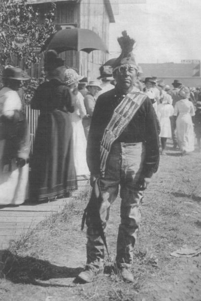 Henry Yelkus in Full regalia 1913