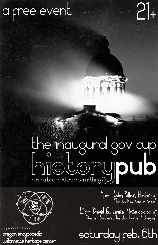 history pub