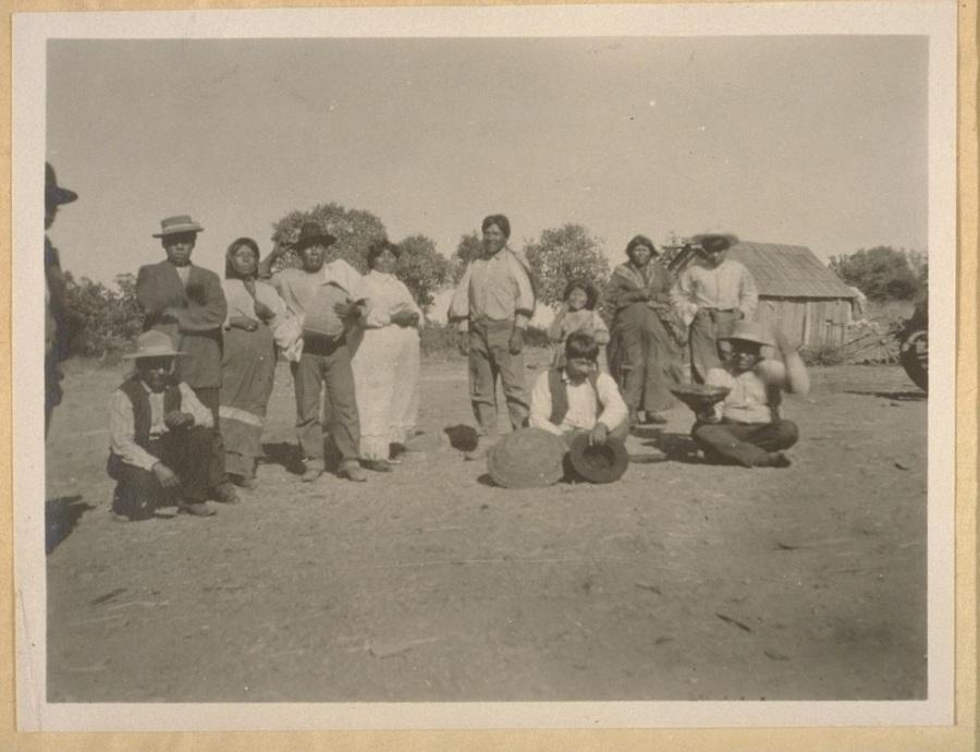 Middletown rancheria 1910