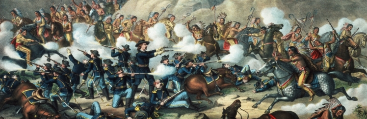 Custer- likely the quintessential battle