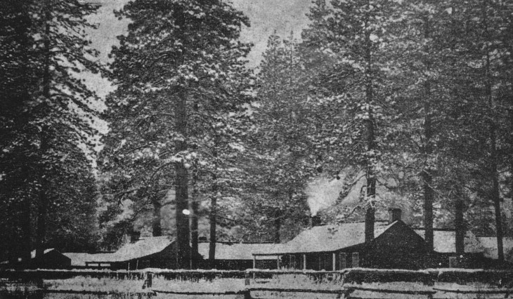 Fort Crook 1850s