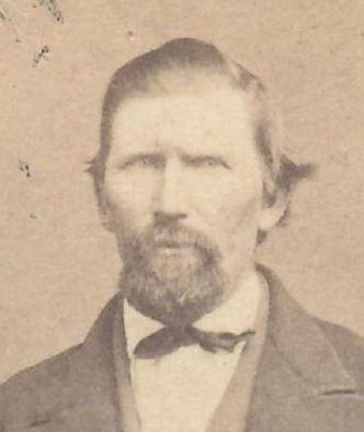 William Riley Kirk, Brownsville Pioneer 1846.