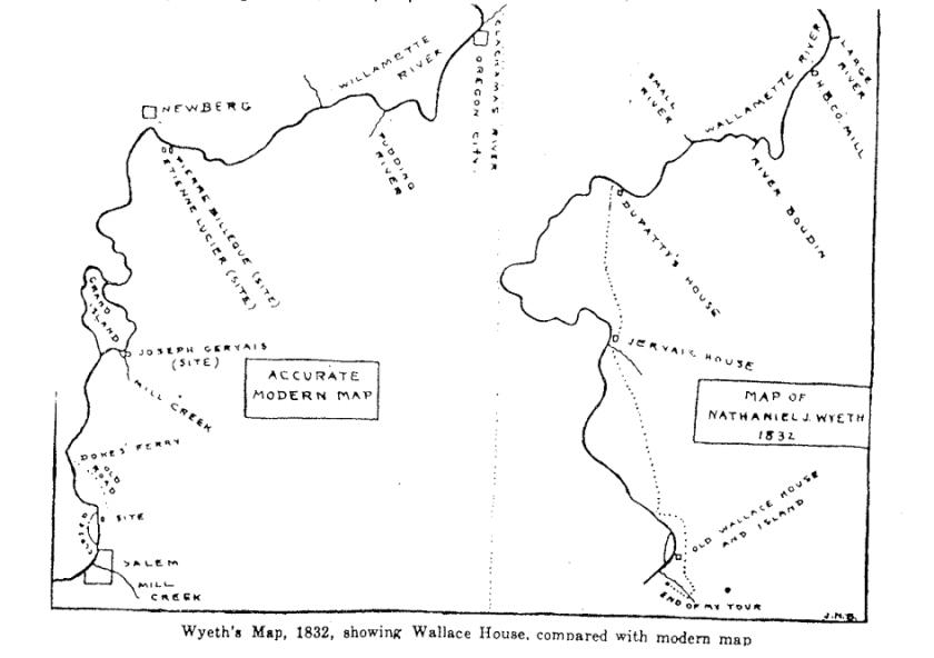 wyeth 1832