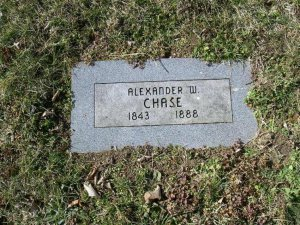 Alexander W Chase