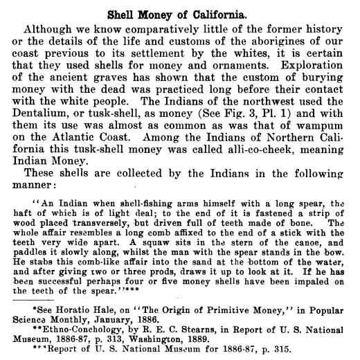 yates prehistoric california