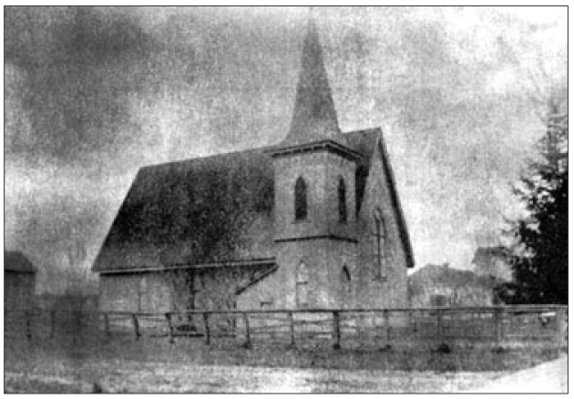 Church in McMinnville