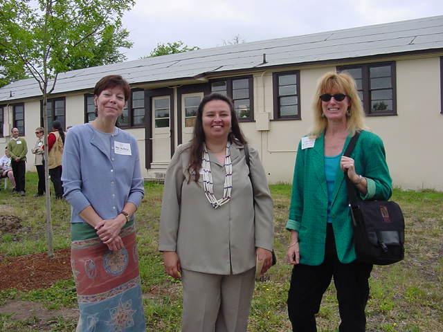 Denny, Patty & Karen