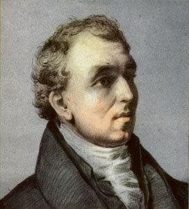 Macnee's 1829 portrait of David Douglas. Linnean Society, London