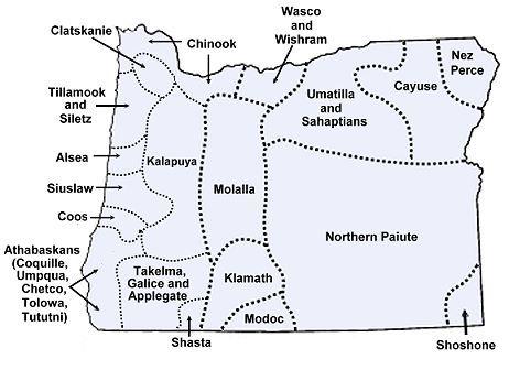 Tribal Territories