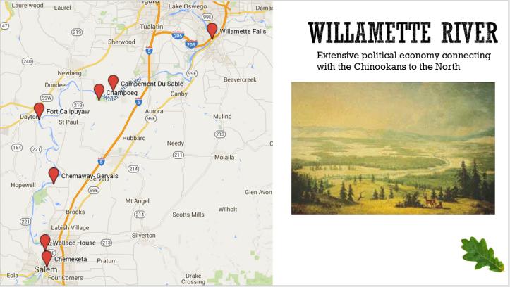 willamette