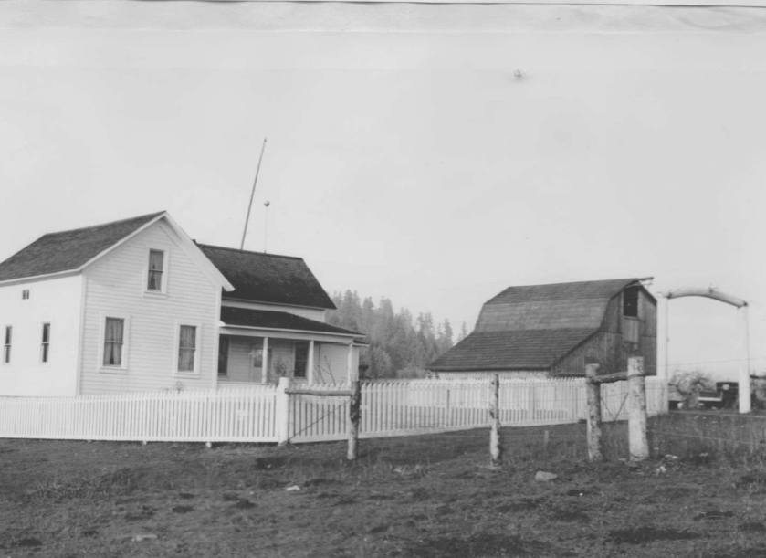 Bill Langley's Farm, circa 1930s