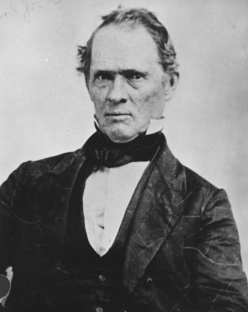 Oregon Volunteer General Joseph Lane, Item Number ba018668 OrHi 1703
