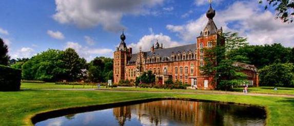 School of Mathematics, University of Louvain