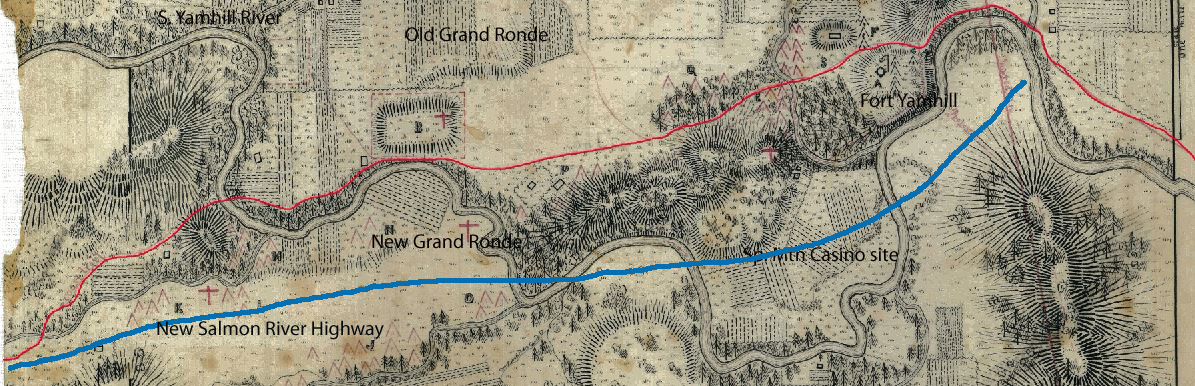 When the Roads in Grand Ronde Were Paved – NDNHISTORY